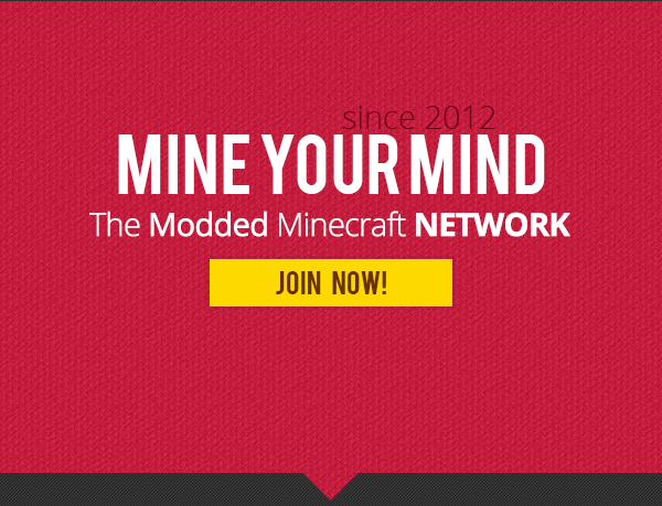 MineYourMind - advanced modded Minecraft Servers and